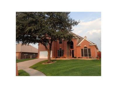 Rowlett Single Family Home Active Contingent: 6306 Warwick Drive