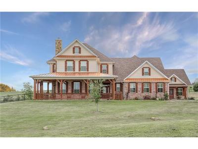 Aledo Single Family Home For Sale: 107 Katie Way