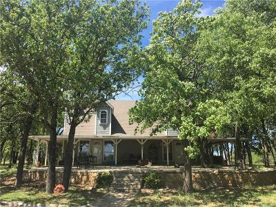 Stephenville Single Family Home For Sale: 4104 County Road 180