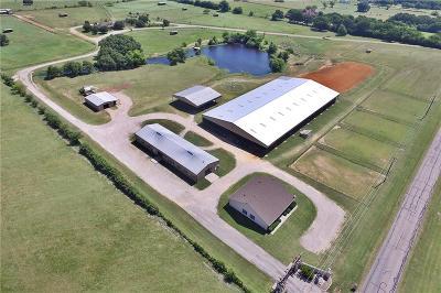 Cross Roads Farm & Ranch For Sale: 8400 Fishtrap Road