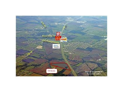 Rockwall County Commercial Lots & Land For Sale: N Interstate 30