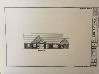 Rio Vista Single Family Home For Sale: 7804 Westover Hills Drive