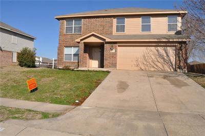 Waxahachie Single Family Home For Sale: 231 Gayleh Lane