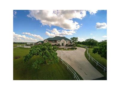 Mansfield Single Family Home For Sale: 6960 Dick Price Road