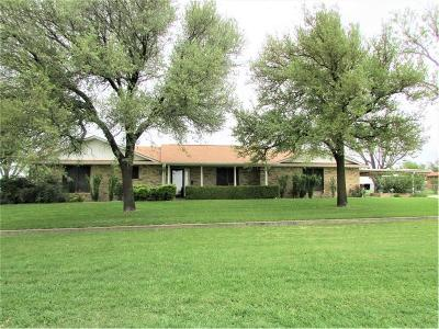 Erath County Single Family Home Active Contingent: 12 Woodland Trail