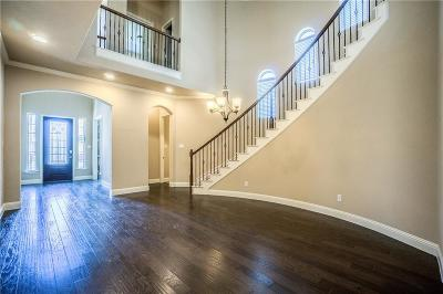 Denton Single Family Home For Sale: 5012 Parkplace Drive