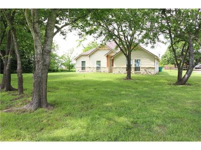 Kaufman Single Family Home Active Contingent: 7610 County Road 118