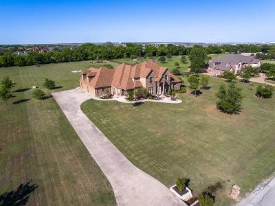 Haslet Single Family Home For Sale: 1900 Greenway Crossing Drive