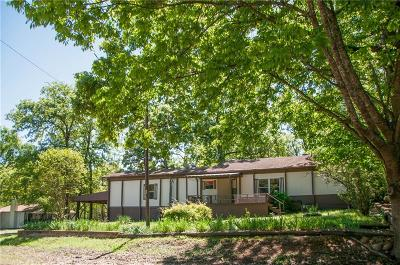 Mabank Single Family Home For Sale: 149 Channel View Drive