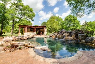 Royse City, Terrell, Forney, Sunnyvale, Rowlett, Lavon, Caddo Mills, Poetry, Quinlan, Point, Wylie, Garland, Mesquite Single Family Home For Sale: 6121 County Road 2297