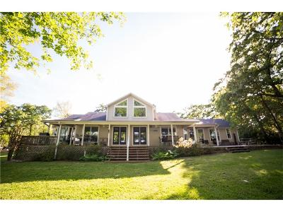 Athens Single Family Home For Sale: 7811 Double Oaks