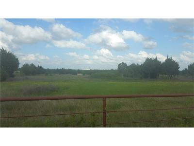 Waxahachie Farm & Ranch For Sale: 0000 Skinner Road