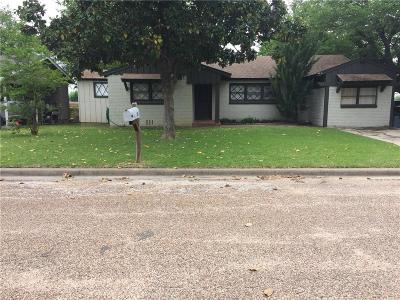 Grandview Single Family Home For Sale: 108 Hilltop Drive