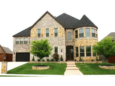 Tarrant County Single Family Home For Sale: 3112 Pamplona