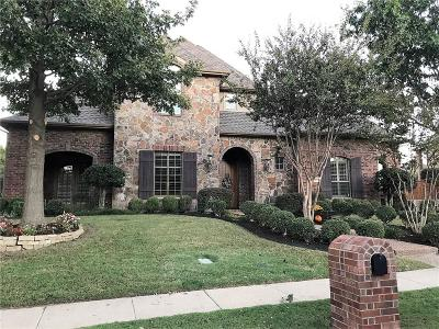 McKinney Single Family Home Active Kick Out: 1509 Pine Hollow Drive