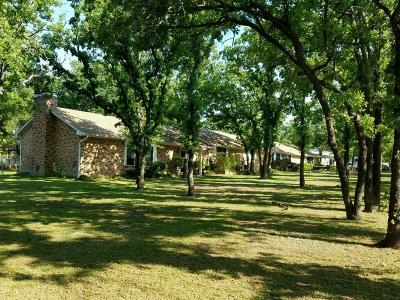 Mineral Wells Single Family Home For Sale: 1 Longhorn Road
