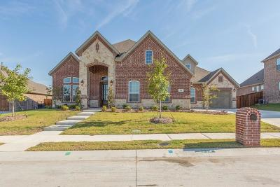 Rockwall Single Family Home For Sale: 714 Lazy Brooke Drive