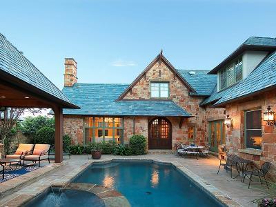 Single Family Home For Sale: 2222 Cedar Elm Terrace