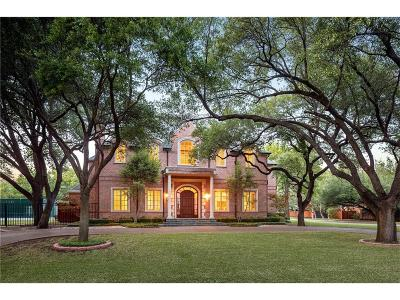 Dallas Single Family Home For Sale: 4351 Lively Lane