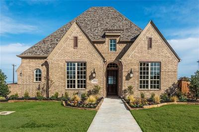 Flower Mound Single Family Home For Sale: 4019 Badenoch
