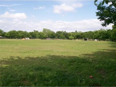 Forest Hill Residential Lots & Land Active Option Contract: 5708 Burleson Street