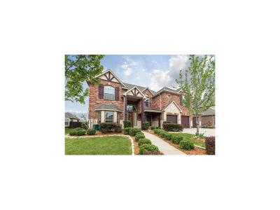 Prosper Single Family Home Active Option Contract: 821 Twin Buttes Drive