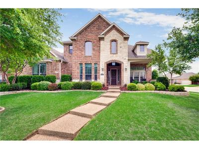 Bedford, Euless, Hurst Single Family Home For Sale: 509 Dalton Drive
