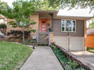 Single Family Home Sold: 2740 Alco Avenue