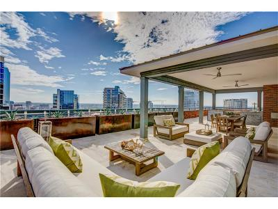 Dallas TX Condo For Sale: $2,490,000