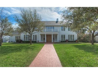 Westover Hills Single Family Home For Sale: 5853 Merrymount Road