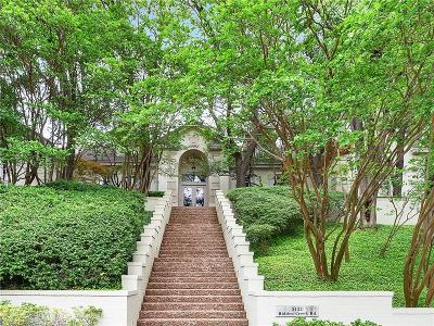Westover Hills Single Family Home For Sale: 2132 Hidden Creek Road