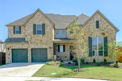 Cypress Meadows, Cypress Meadows #1 Single Family Home For Sale: 506 Cotton Gin Trail