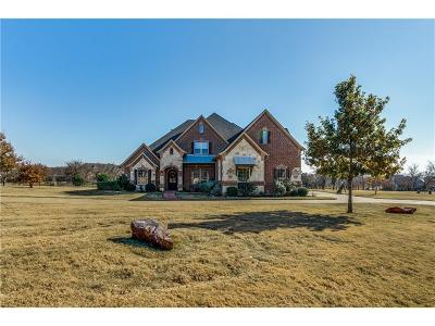 Cross Roads Single Family Home For Sale: 1085 Forest Bend