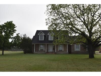 Stephenville Single Family Home For Sale: 366 Shelly Lane