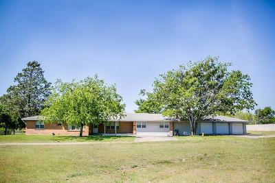 Hico Single Family Home For Sale: 916 N Mesquite