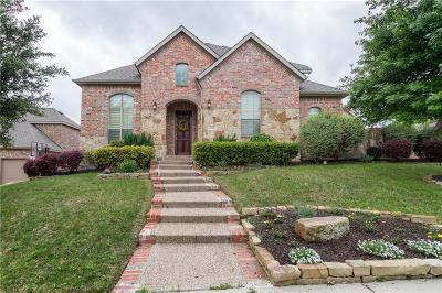 Prosper Single Family Home For Sale: 810 Kiowa Drive