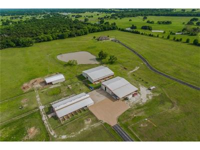 Terrell Farm & Ranch Active Option Contract: 9160 Fm 2727 Road
