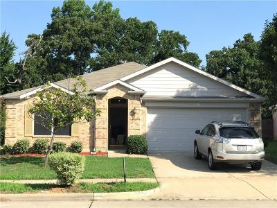 Seagoville Single Family Home For Sale: 116 Quail Run Drive