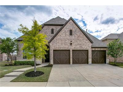 Frisco Single Family Home Active Contingent: 13573 Grand Arbor Lane