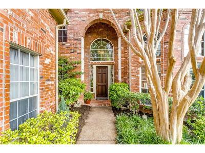 Colleyville Single Family Home For Sale: 2204 Danielle Drive