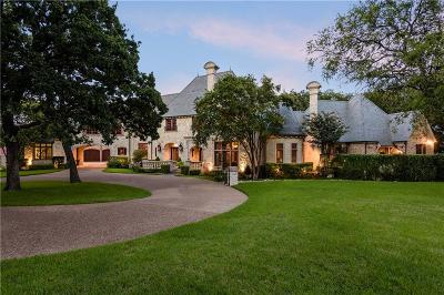 Coppell Single Family Home For Sale: 100 Cottonwood Drive