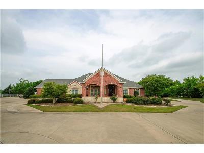 Farmersville Farm & Ranch For Sale: 1578 Fm 547