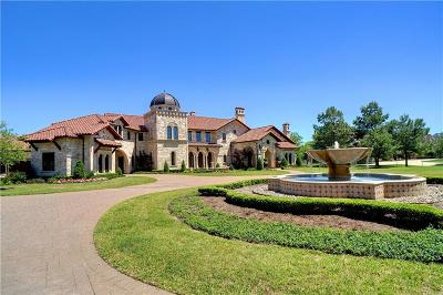 Colleyville TX Single Family Home For Sale: $7,990,000