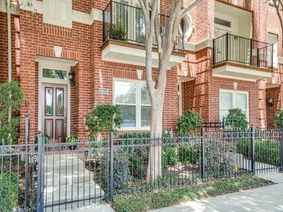 Dallas TX Townhouse For Sale: $580,000