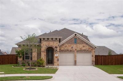 Mansfield Single Family Home For Sale: 3024 Newsom Ridge Drive