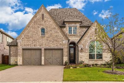The Colony Single Family Home For Sale: 2929 Telford
