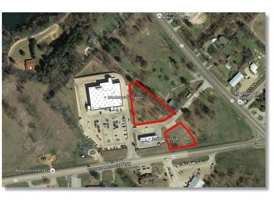 Canton Commercial Lots & Land For Sale: 880 E State Highway 243