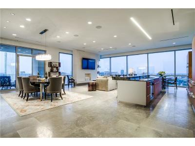Dallas  Residential Lease For Lease: 1717 Arts Plaza #1915