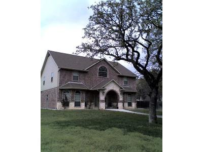 Lakeside Single Family Home For Sale: 4100 Brooks Baker Avenue