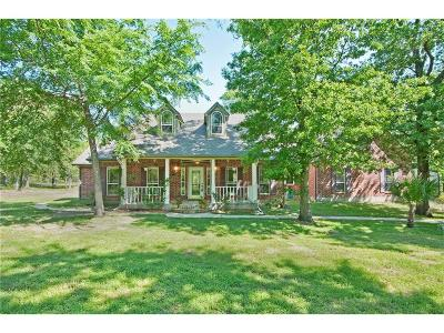 Quinlan Single Family Home Active Option Contract: 1624 Hideaway Lane